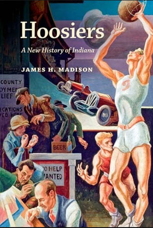 Prof. James Madison on his book 'Hoosiers: A New History of Indiana'