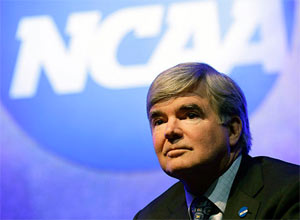 NCAA's Emmert to reevaluate RFRA impact on Indy events, workforce