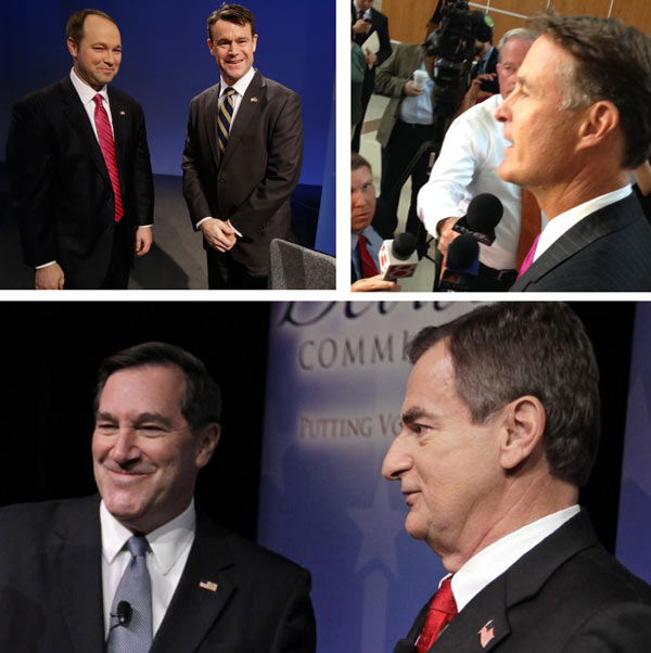 4 years after Mourdock's implosion, Bayh and Young to debate